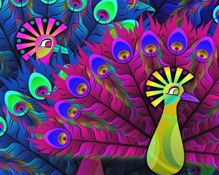 Abstract, Digital Art, Digital Painting, Design