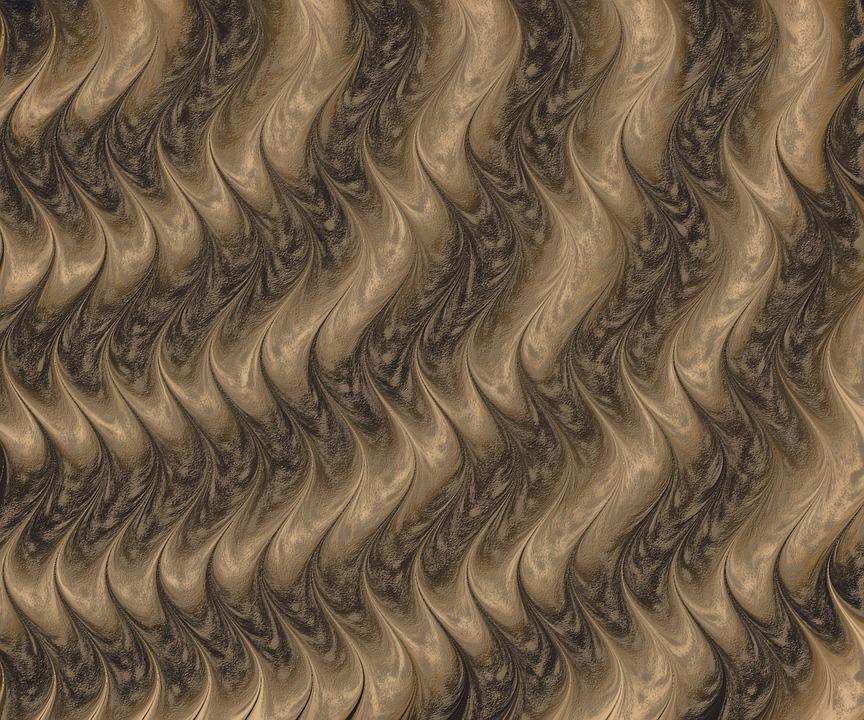 Texture, Butterfly Skin, Waves, Digital Art