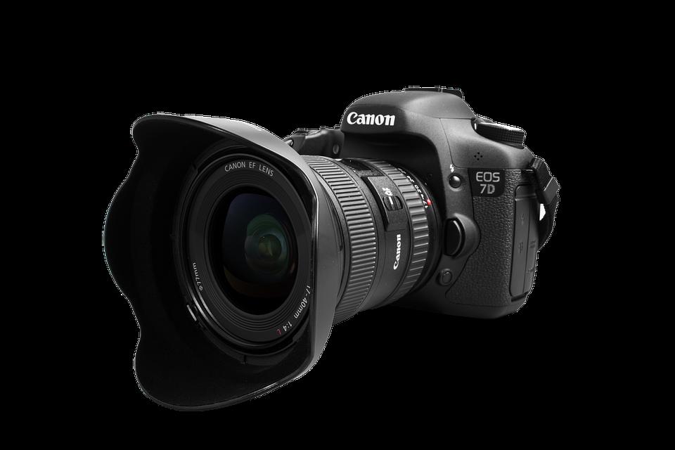 Camera, Photography, Canon, Lens, Digital Camera, Glass