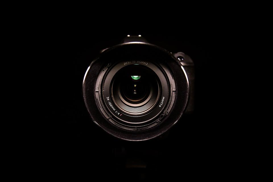 Camera, Lens, Photography, Equipment, Digital