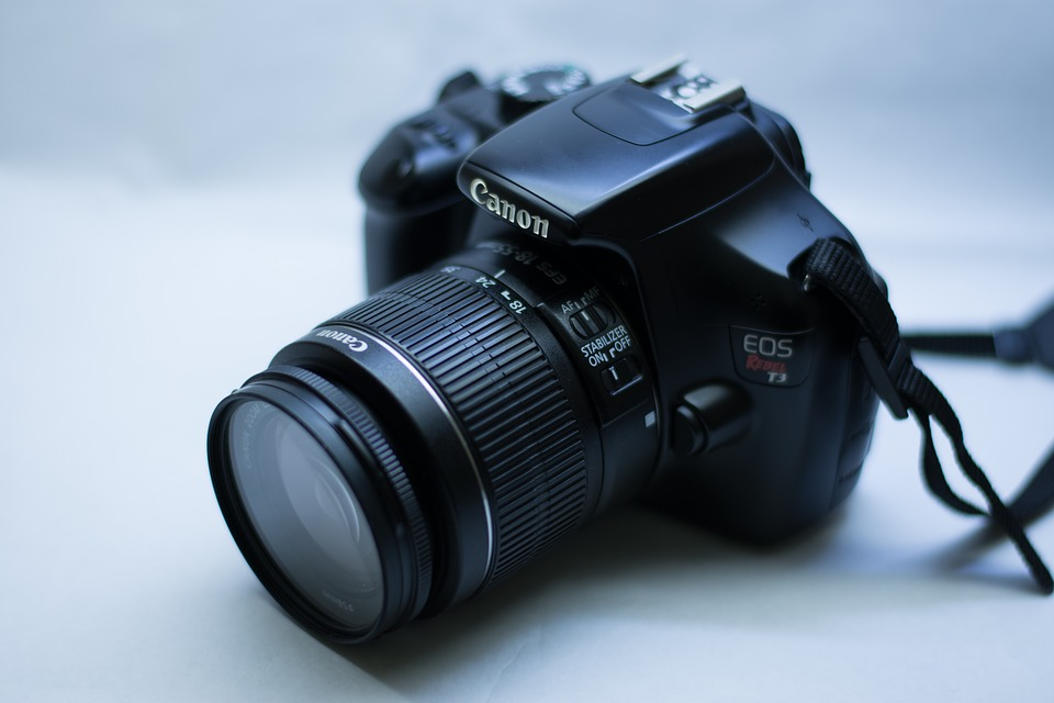 Canon, Photography, Camera, Digital, Technology, Dslr