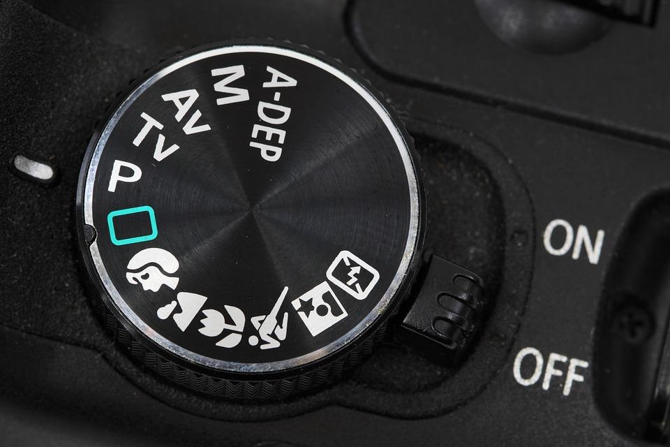 Aperture, Camera, Circle, Dial, Digital, Mode, Object