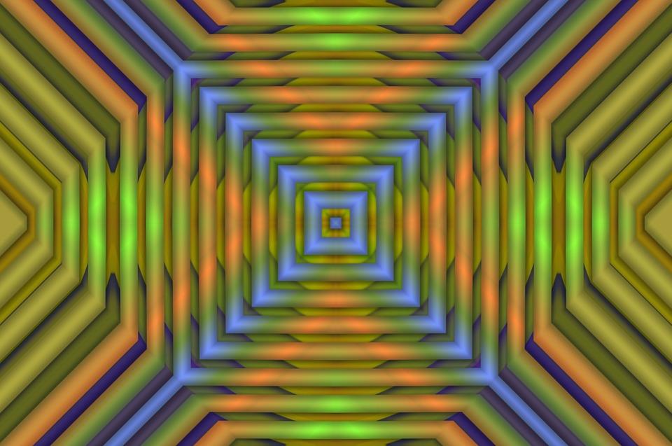 Colorful, Design, Background, Decoration, Digital