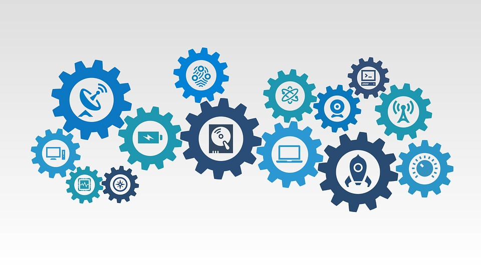 Technology, Information, Digital, Business, Modern