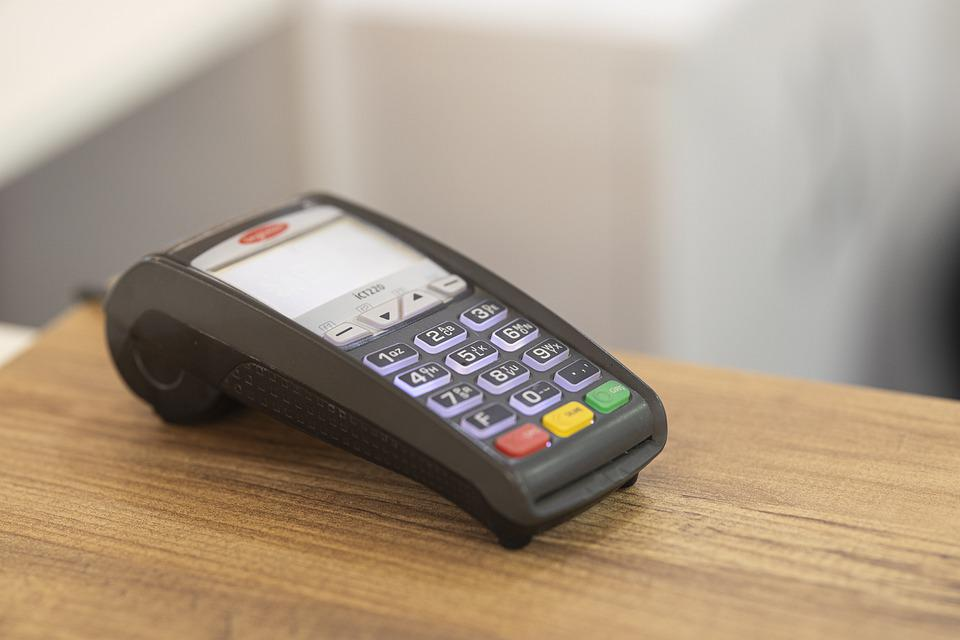 Pos Machine, Technology, Key, Data, Digital, Network