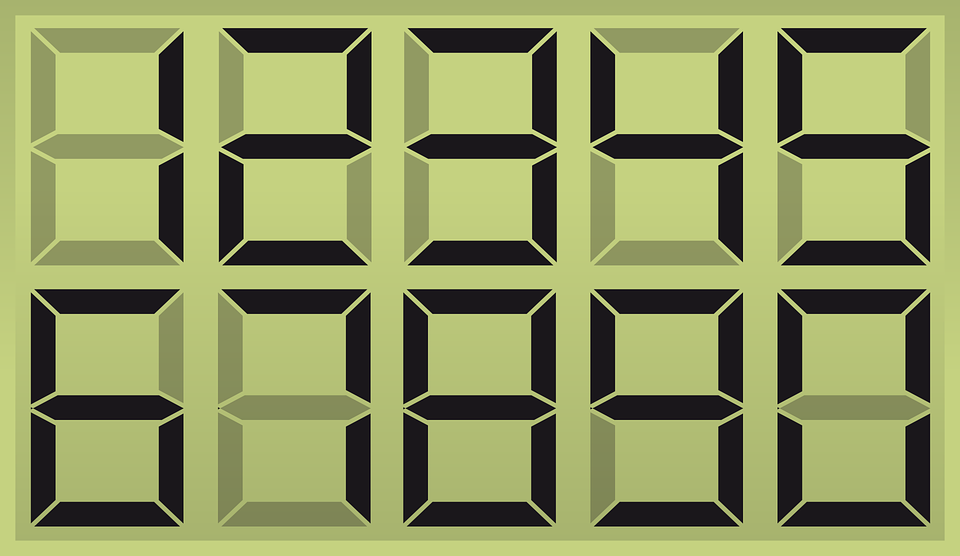 Calculator, Numbers, Operations, Digital