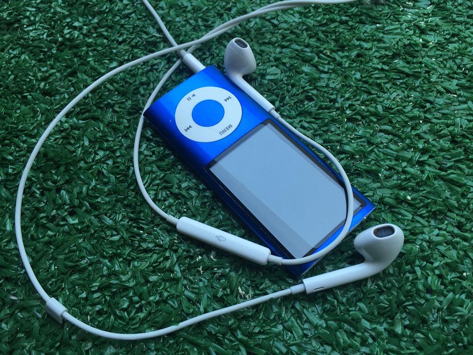 Sound, Music, Digital, Ipod, Apple, Headphones