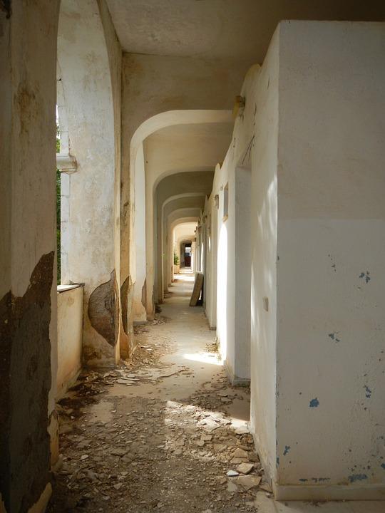 Ruin, Decay, Building, Dilapidated, Break Up