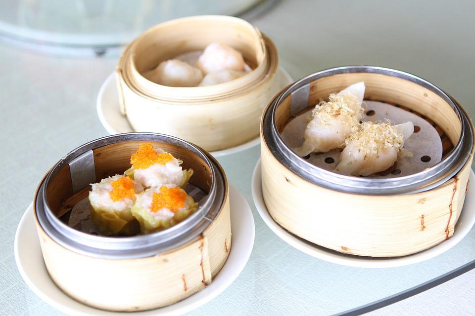 Dim Sum, Har Gow, Chinese Food