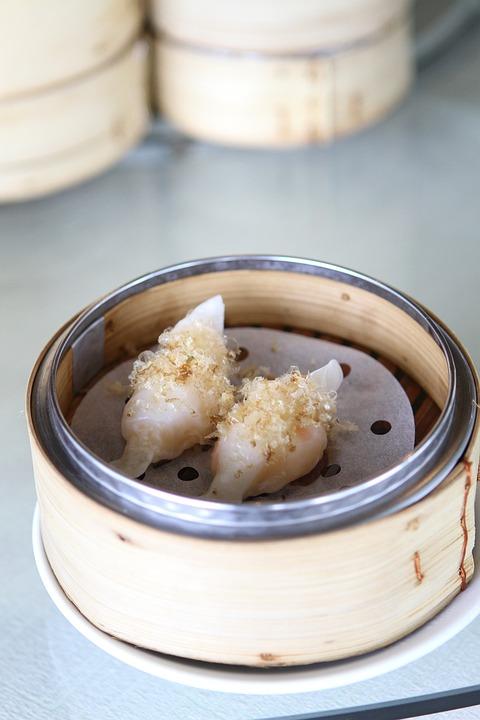 Har Gow, Dim Sum, Chinese Food