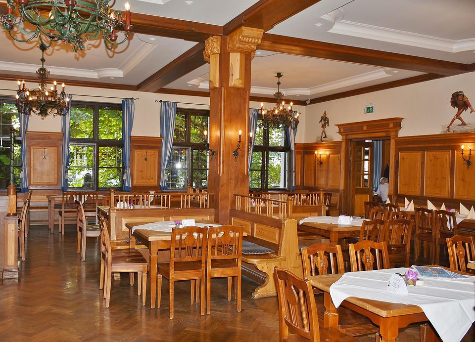 Restaurant, Diner, Local, Chairs, Dining Tables, Seat