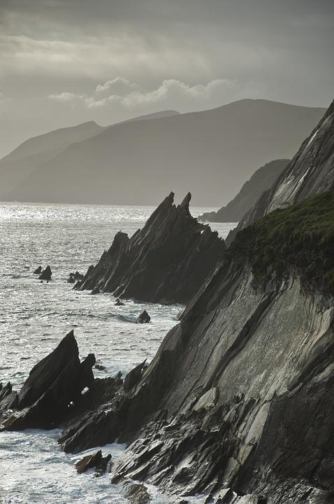 Dingle, Ocean, Ireland, Landscape, Kerry, The Coast