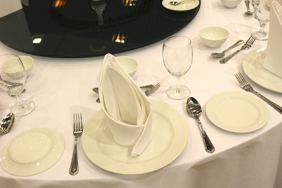Dining Sets, White, Spoon, Practice, Wine Glass