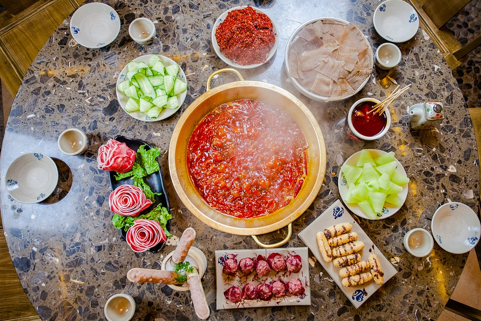 Chafing Dish, Dining Table, Stores