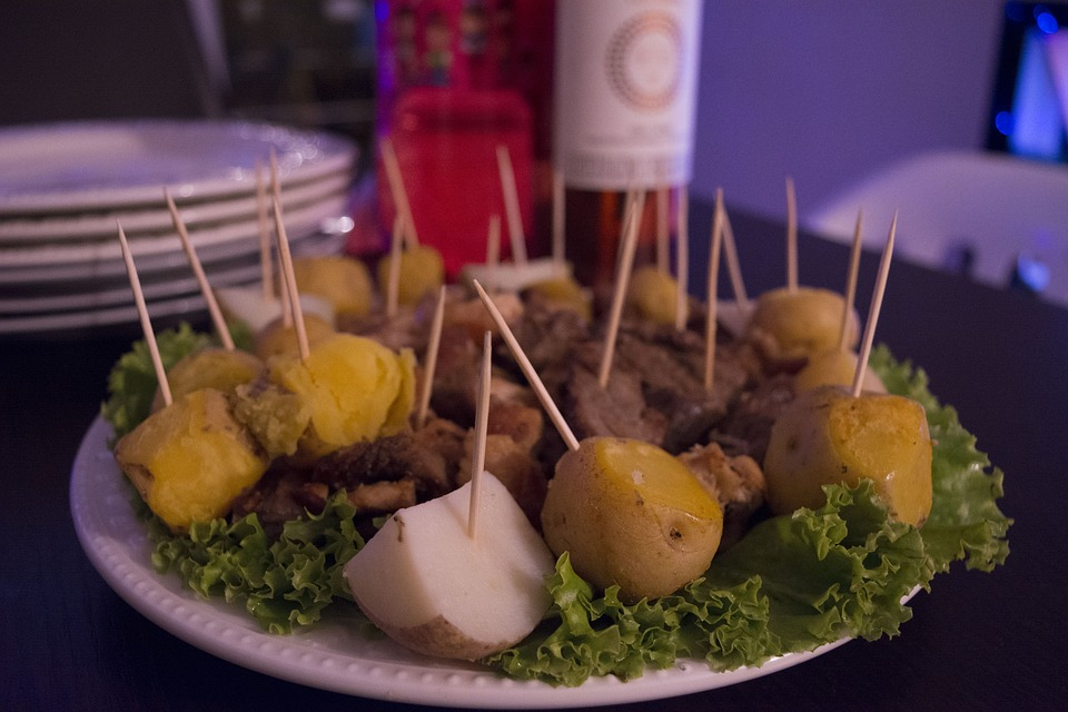 Dinner, Food, Family, Salad, Eat, Menu, Meat, Lunch