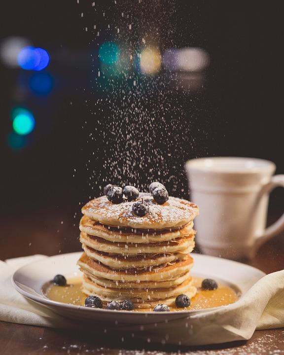 Pancake, Bread, Food, Eat, Breakfast, Lunch, Dinner