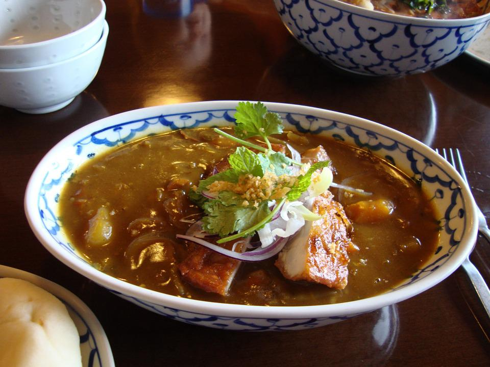 Curry, Japanese, Asian, Food, Dinner, Oriental, Dish