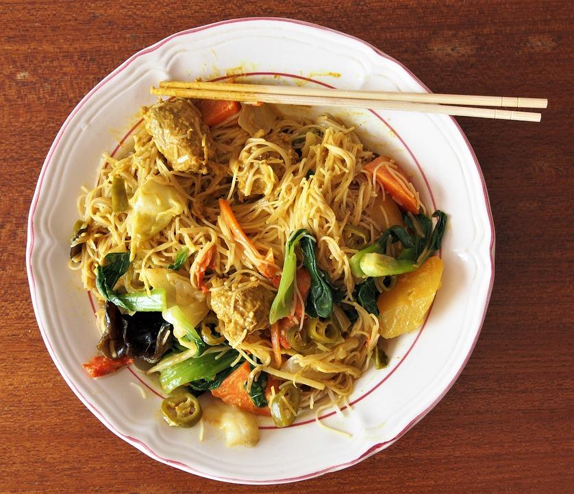 Food, Meal, Dinner, Vegetable, Plate, Cuisine, Lunch