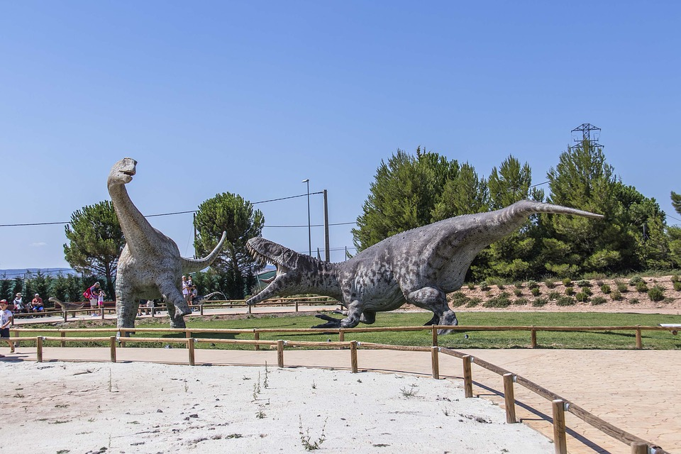 Dinosaurs, Fight, Prehistory, Jurassic, Dino, Extinct