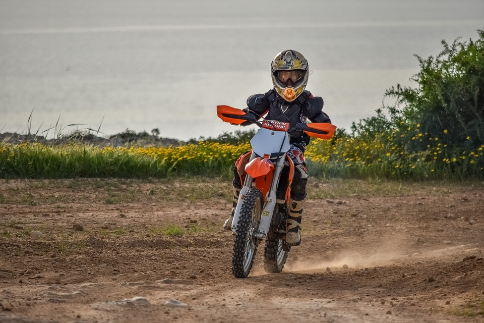 Motocross, Bike, Soil, Sport, Active, Dirt, Activity