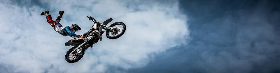 Man, Biker, Motorcycle, Dirt Bike, Extreme, Sport, Bike