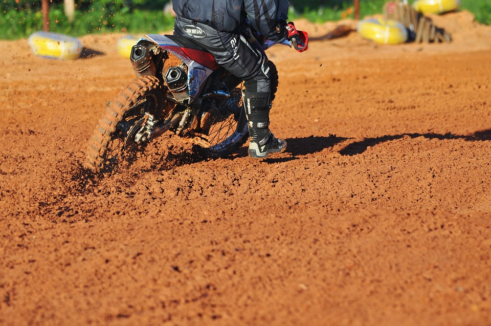 Motocross, Mud, Tire, Race, Dirt, Extreme, Riding