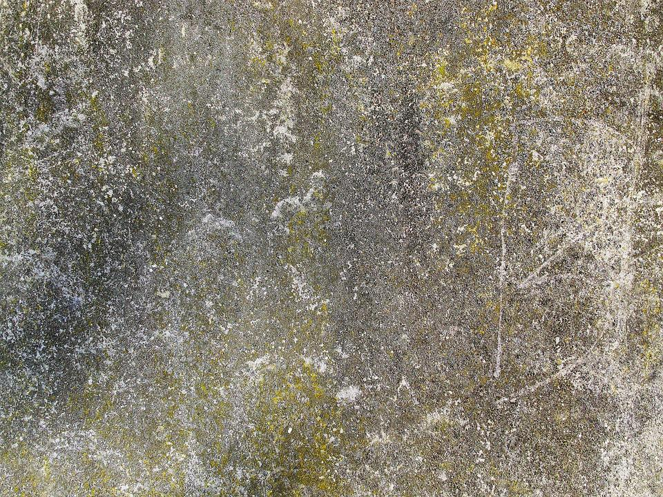 Concrete Wall, Background, Structure, Texture, Dirty