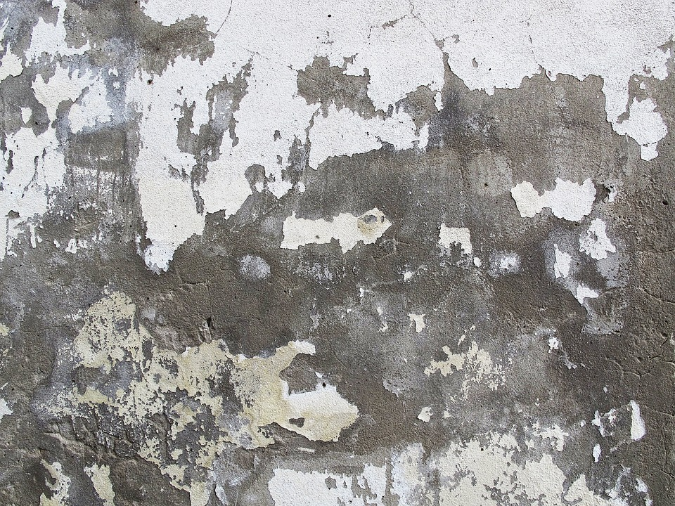 Wall, Plastered, Background, Structure, Texture, Dirty