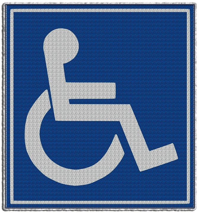 Wheelchair, Disabled, Handicap, Disability