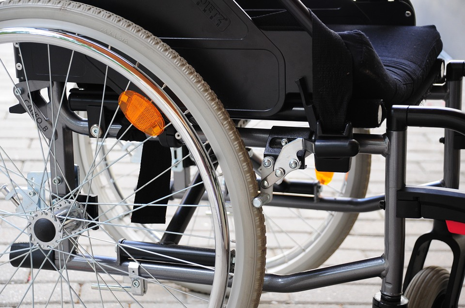 Wheelchair, Disabled Vehicle, Vehicle, Disabled