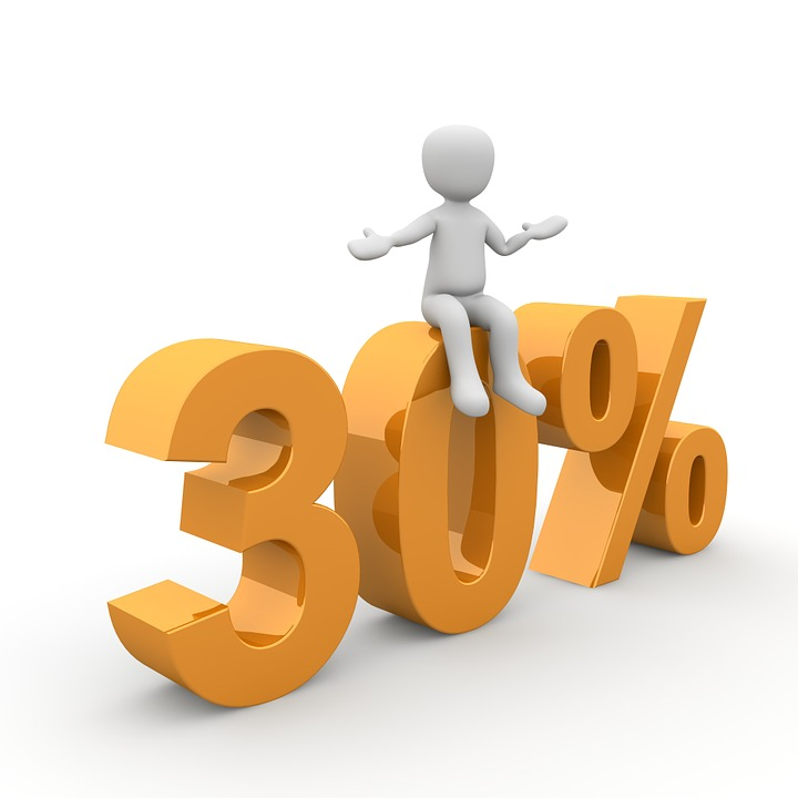 Discount, Percent, Save, Advantage, Shopping