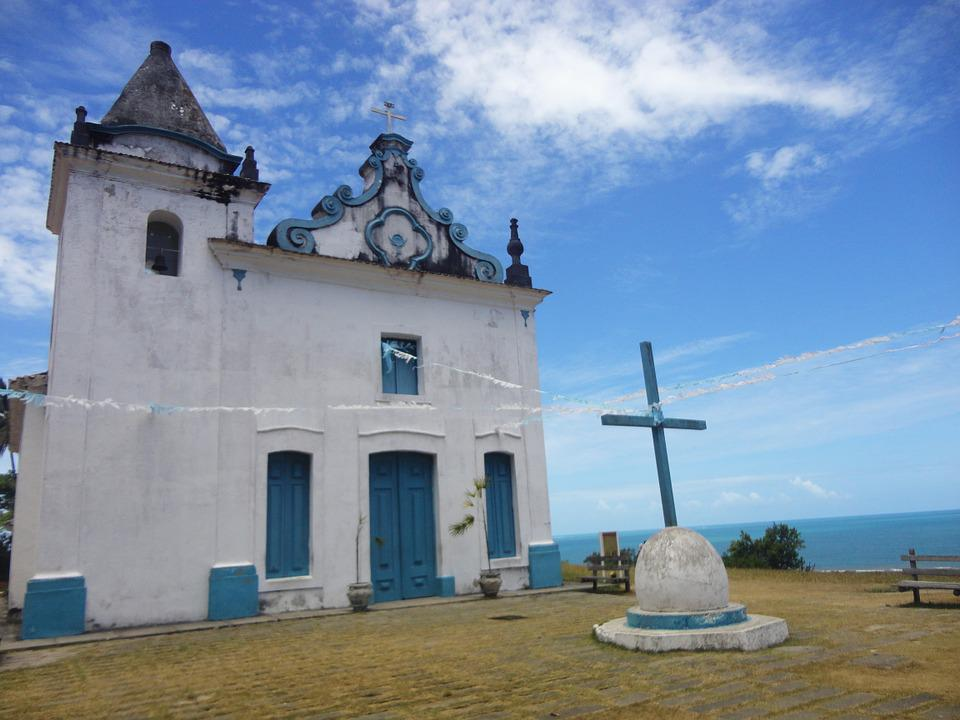 Brazil, Bahia, Discovery, Architecture