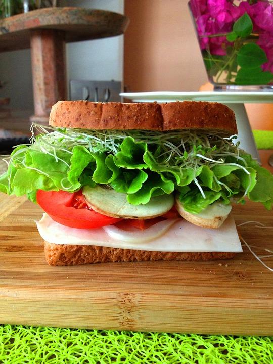 Sandwich, Food, Dish, Snack, Dinner, Restaurant, Lunch