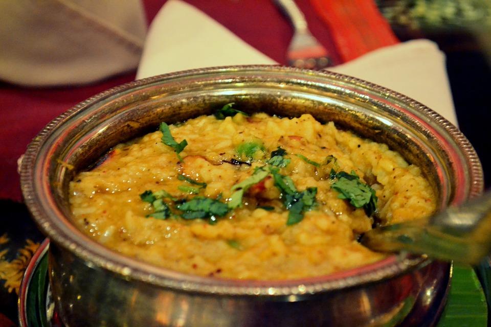 Bisibellabath, Sambar, Rice, South-indian, Dish