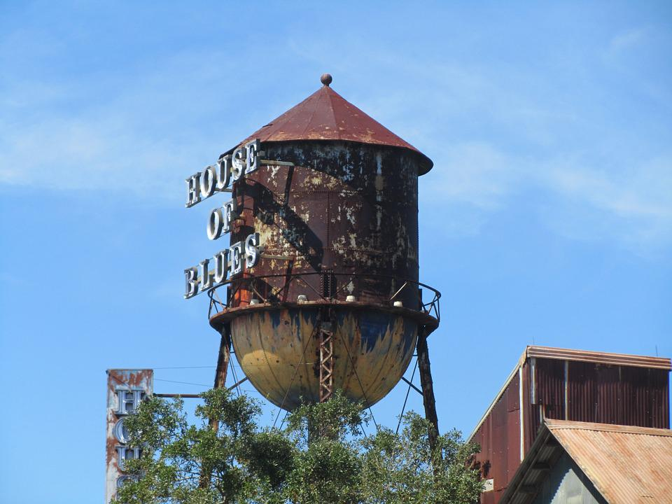 House Of Blues, Disney, Disneyland, Florida