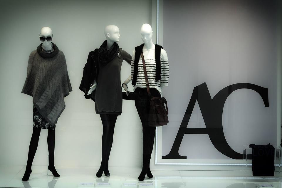 Doll, Display Dummy, Decoration, Fashion, Window