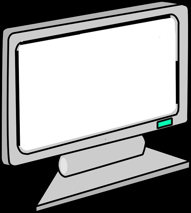 Monitor, Screen, Computer, Hardware, Display