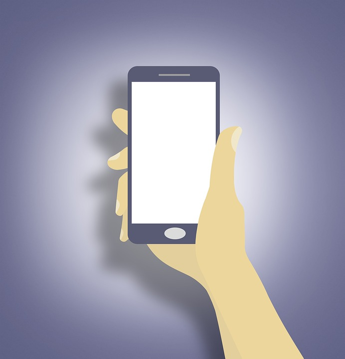 Smartphone, Drawing, Mobile Phone, Display, Technology