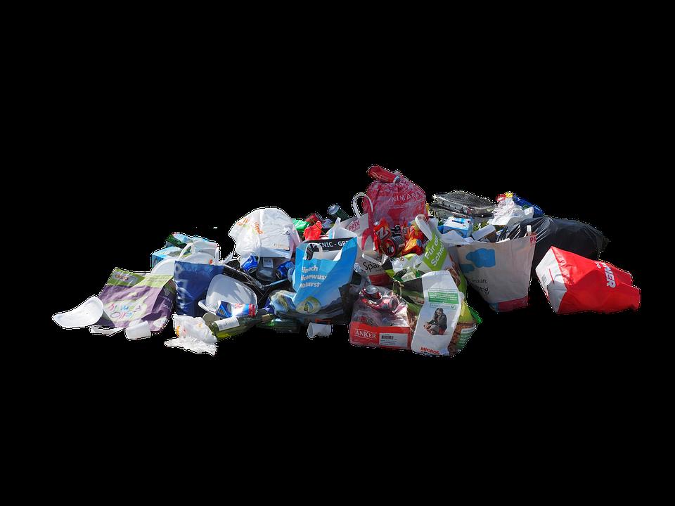 Garbage, Garbage Heap, Waste, Waste Pile, Disposal
