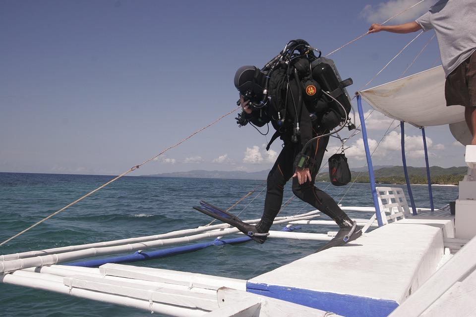 Divers, Water, Diving, Scuba Divers