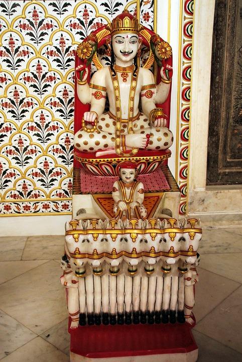 India, Rajastan, Jaisalmer, Palace, Maharajah, Divinity