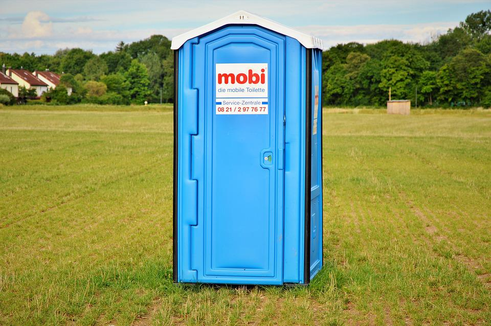 Dixi, Toilet, Dixi Loo, Mobile Toilet, Privy