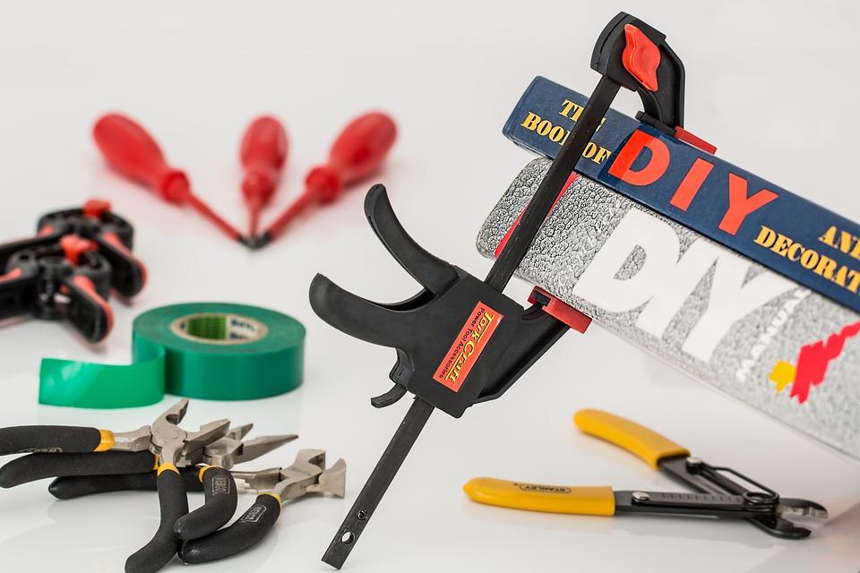 Diy, Do-it-yourself, Repairs, Home Improvement, Hobby
