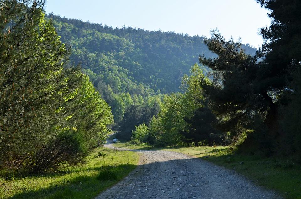 Spring, Turkey, Scholarship, Doburca, Village Landscape
