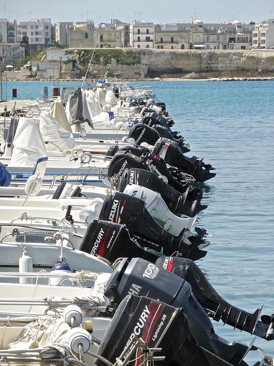 Boating, Outboards, Nautical, Speedboats, Dock, Marina