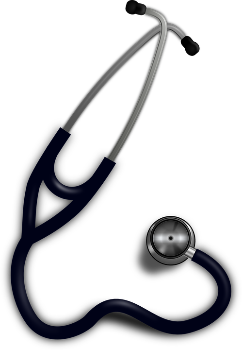 Stethoscope, Doctor, Health, Heart, Hospital, Pulse