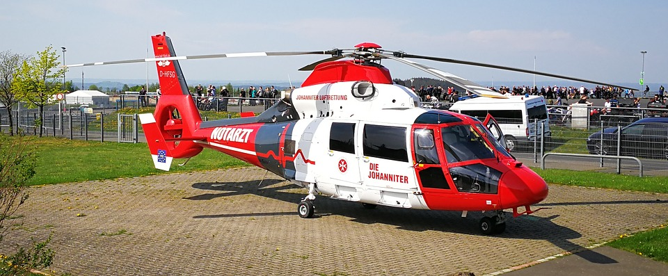 Rescue Helicopter, Medic, Doctor On Call