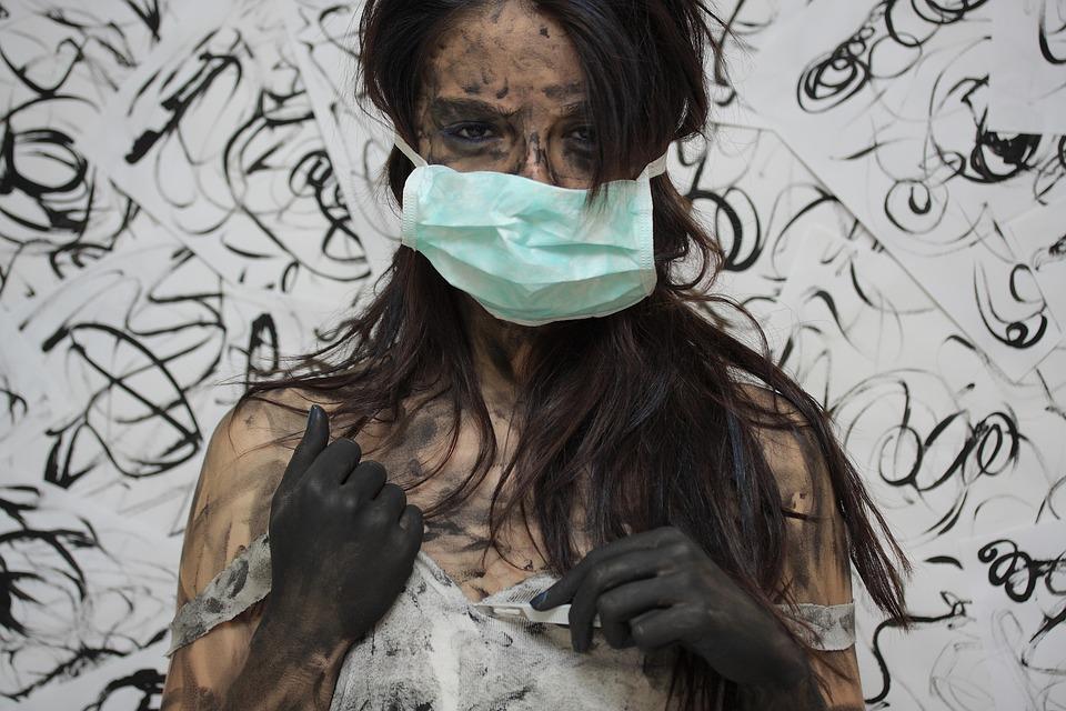 Woman, Model, Down, Fine Arts, Fiction, Fashion, Doctor