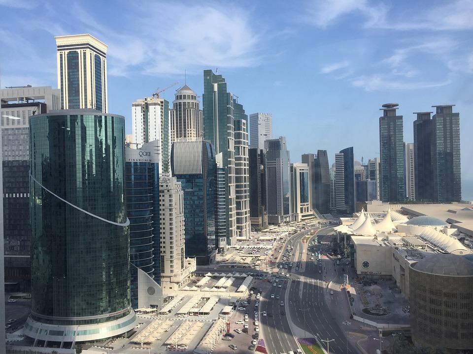 Westbay, Doha, Qatar