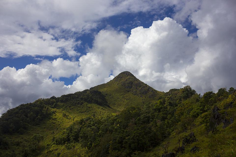 Doi Chiang Dao, Doi Luang Chiang Dao, Mountan, Nature